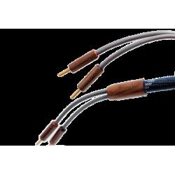Montaudio Chatham SH-1 Premium Silver Hybrid Speaker Cables
