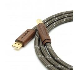 Montaudio Godley UH-1 Silver Hybrid Premium USB Cable